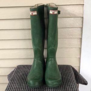 Vintage Huntress (Hunter) Boots